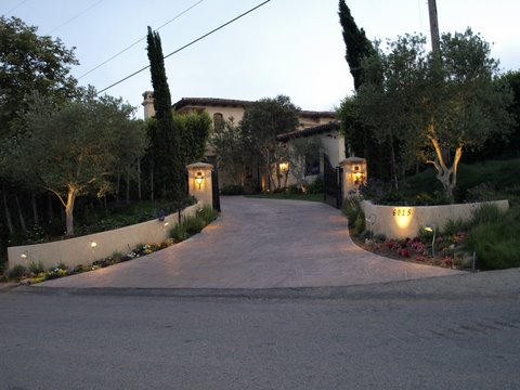 Newbury Park Landscape Lighting Exterior Lighting