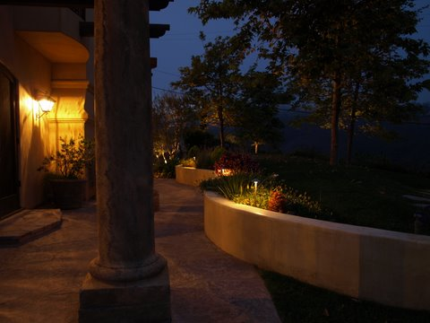 Newbury Park Landscape Lighting Outdoor Lighting